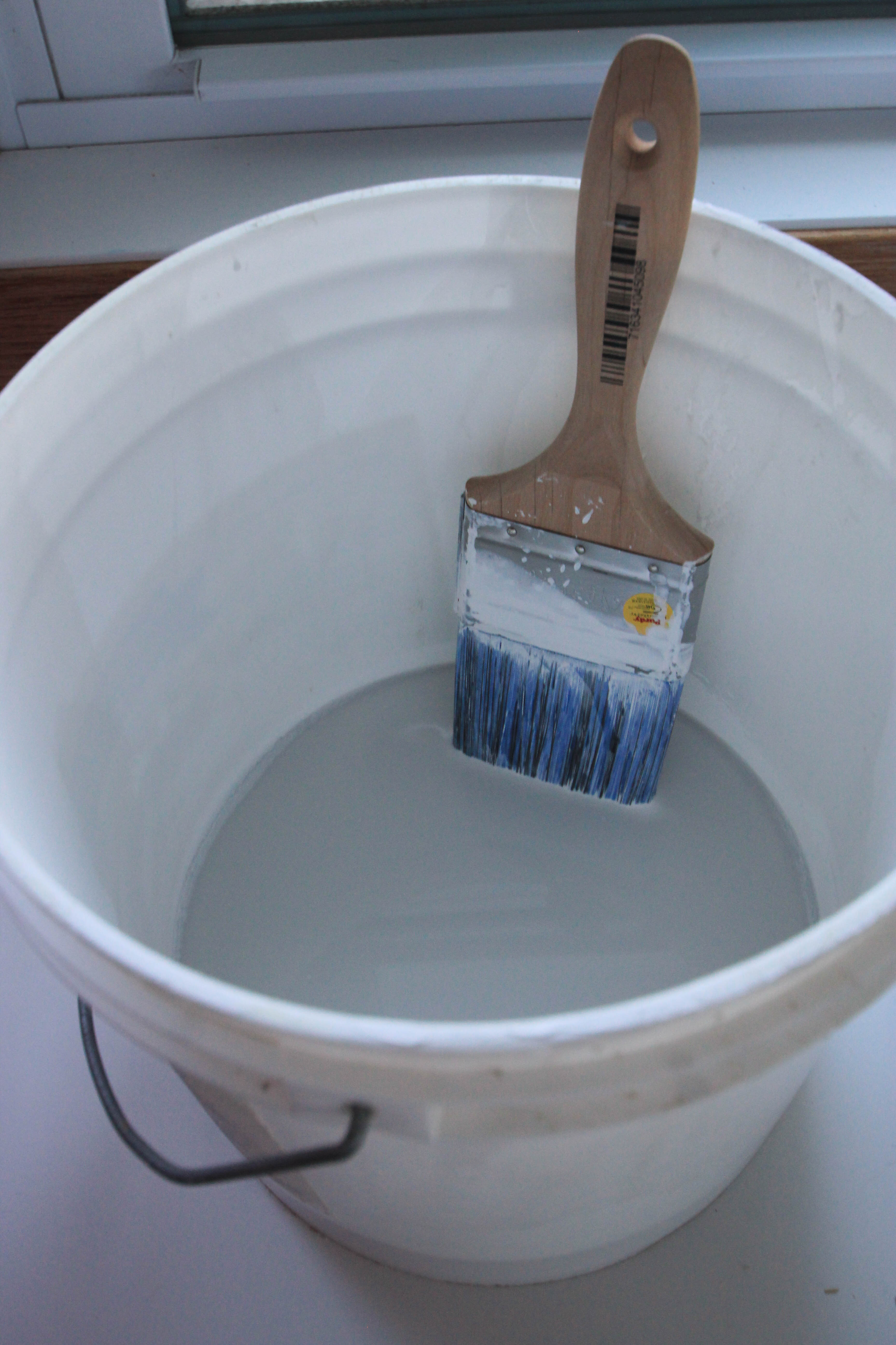 How To White Wash 4 Steps To Whitewash Wood A Tutorial