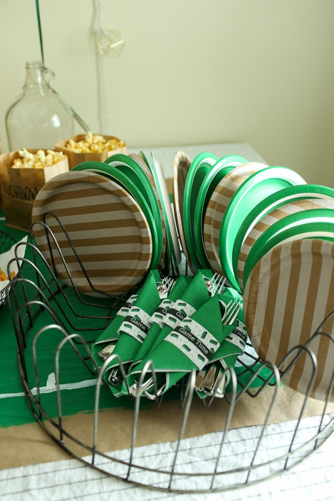 The best tips and ideas for a football party!