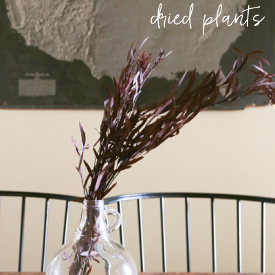 7 Ways To Decorate For Fall With Dried Naturals