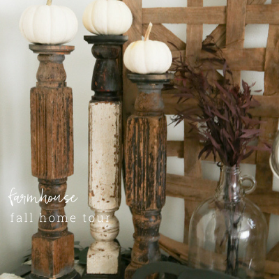 Modern Farmhouse Fall Home Tour