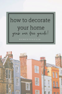 Learn how to decorate your home based on four trending design styles: farmhouse, industrial, scandinavian & mid-century modern.