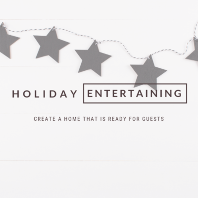 Creating A Home That Is Ready For Holiday Entertaining