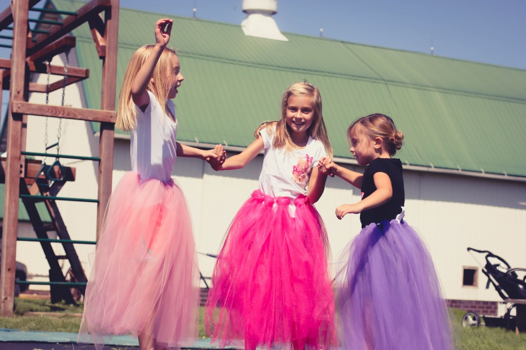A tutu and bow tie party.  www.homestead128.com