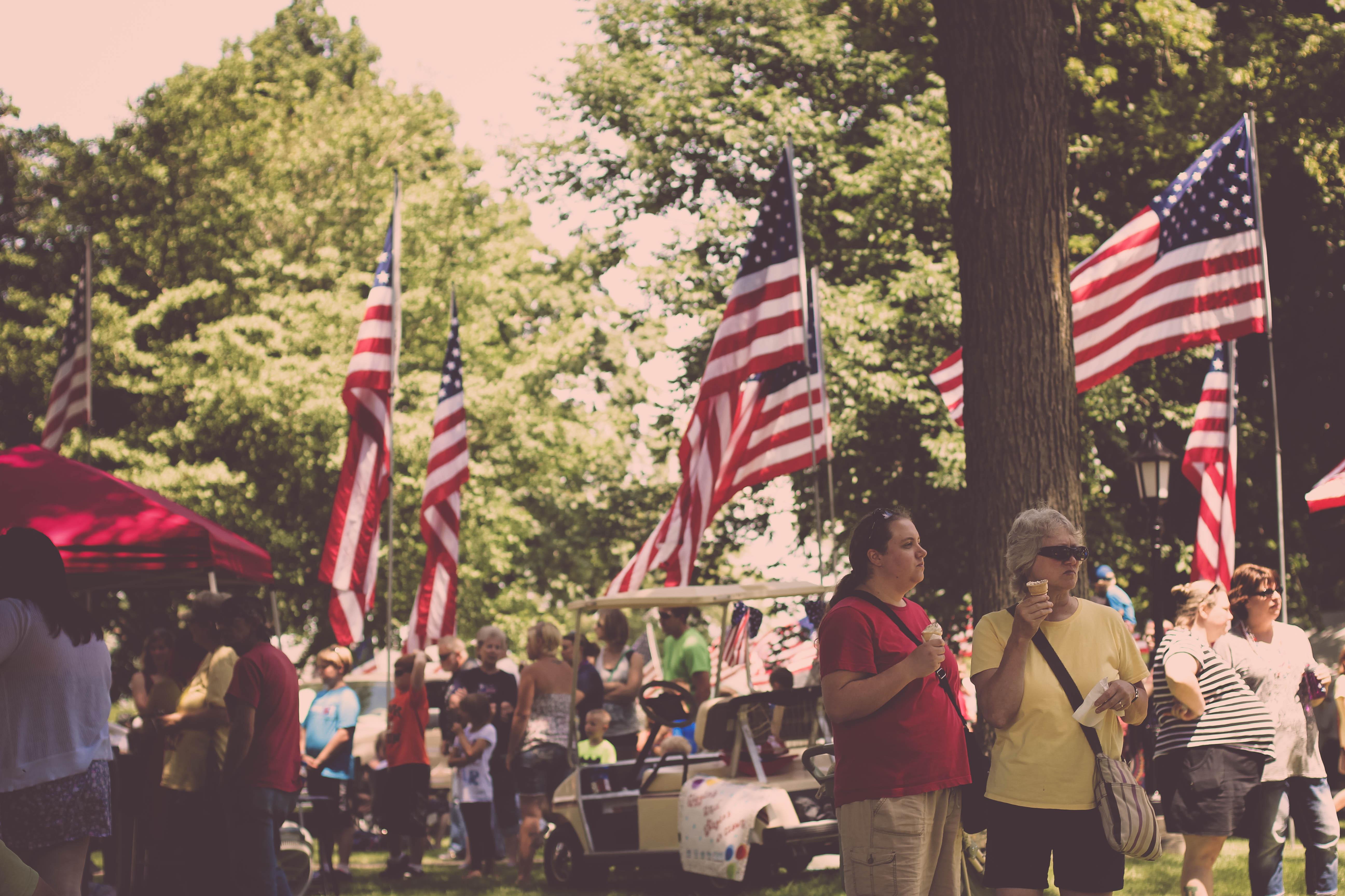 day 26 // patriotism