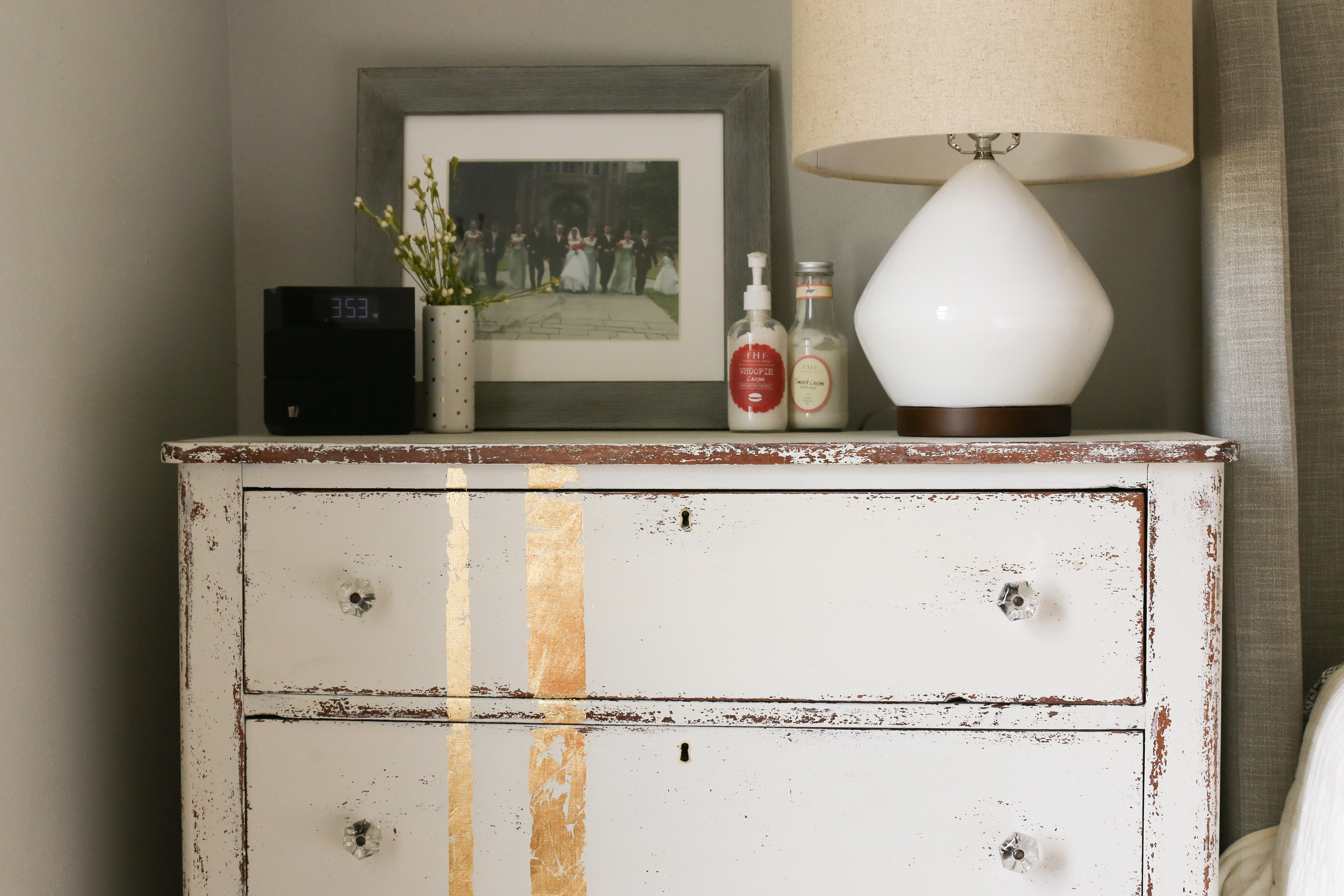 Learn How To Ly Gold Leaf Furniture In 5 Easy Steps Www Homestead128