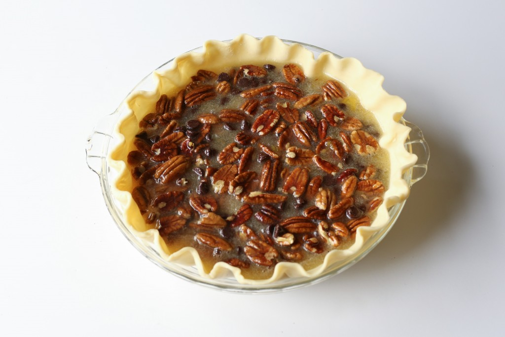Grandma's Famous Chocolate Pecan Pie. This chocolate pecan pie will have people asking for your recipe, and keep any chocolate lover satisfied!