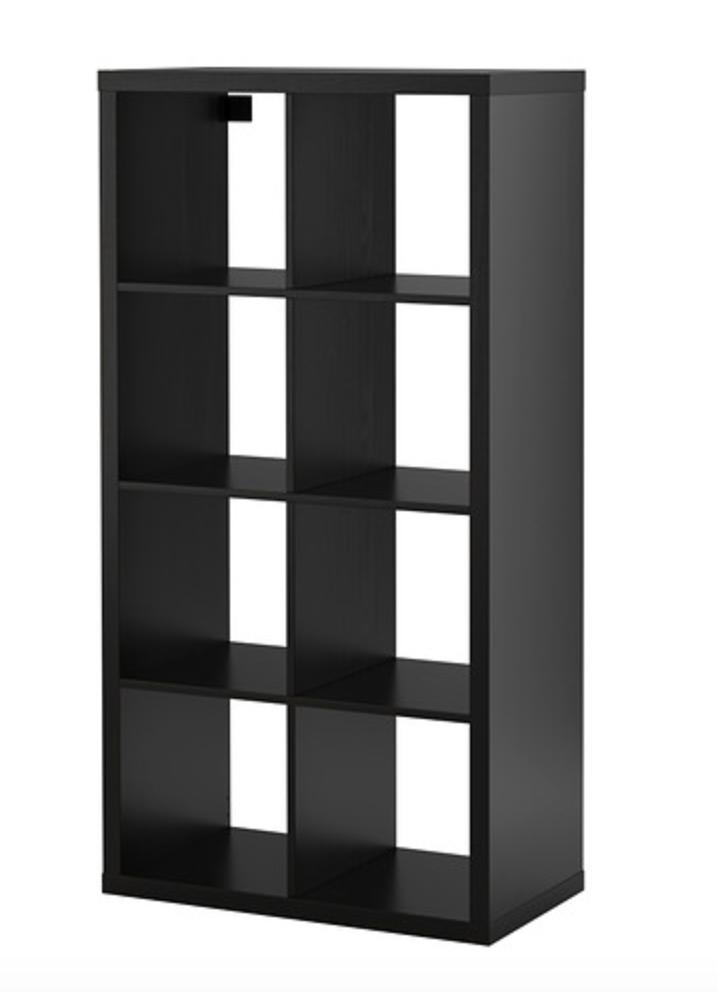 Updating The Basic Ikea Cube Bookshelf Hack Homestead128