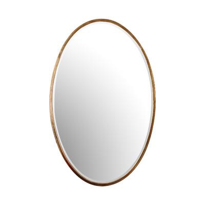 Corrigan-Studio-Gold-Oval-Mirror