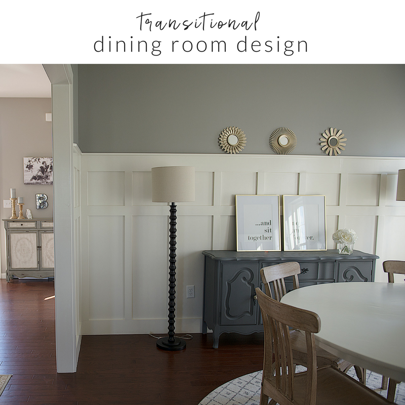 East Coast Dining Room Reveal