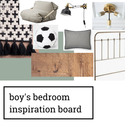 Shared Boys Bedroom Design: ORC Week 1