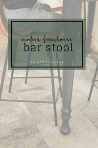 Bring in the modern farmhouse style with these counter height stools. Homestead 128