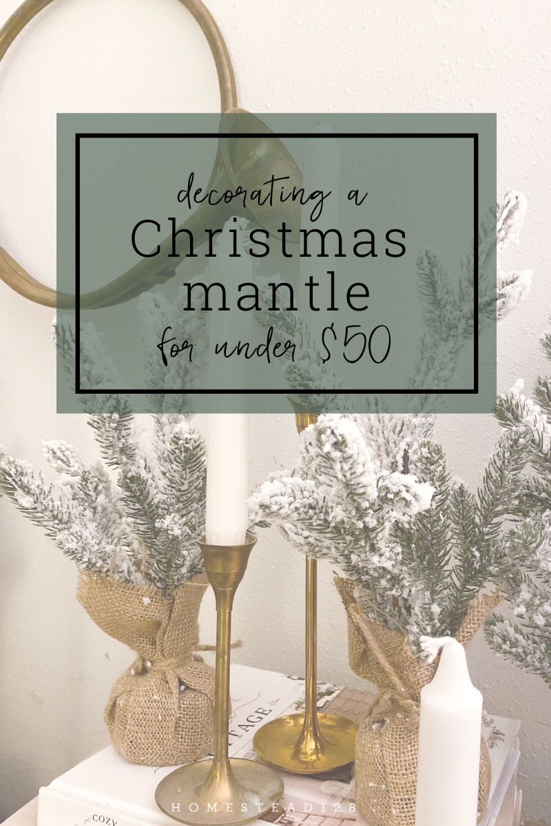 Easily decorate your home for the holidays while staying under budget!
