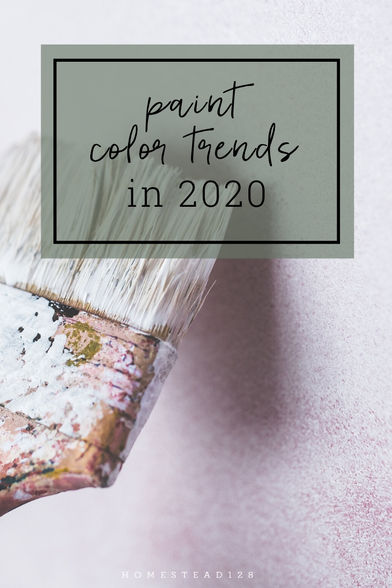 Ready to update your home for 2020? Start with these color trends picked by top color experts around the world!